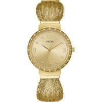 Damen Guess Chiffon Watch W1083L2