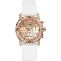 Damen Guess Confetti Watch W1098L5
