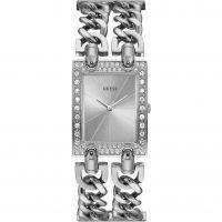 Damen Guess Mod Heavy Metal Watch W1121L1