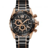 Herren Gc SportRacer Watch Y02014G2