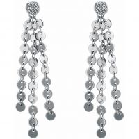 femme Tommy Hilfiger Jewellery Hanging Disc Earrings Watch 2780032