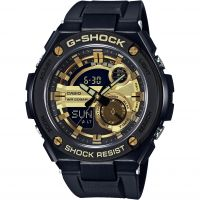 homme Casio G-Steel Watch GST-210B-1A9ER