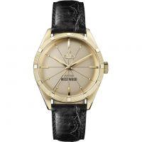 Damen Vivienne Westwood Conduit Watch VV192GDBK