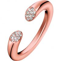 femme Calvin Klein Jewellery Brilliant Ring Size N Watch KJ8YPR140107