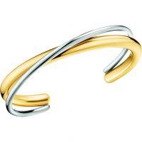 Calvin Klein Jewellery Double Thick Bangle JEWEL KJ8XJF20010M