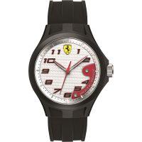 homme Scuderia Ferrari Lap Time Watch 0830289