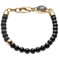 Diesel Heren Beads Verguld goud DX1058710