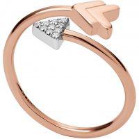 Fossil Jewellery Ring Size S JEWEL JFS00429998510