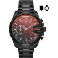 Herren Diesel On Mega Chief Hybrid Watch DZT1011