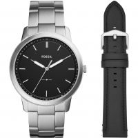 Herren Fossil Watch FS5451SET