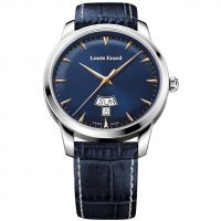 Herren Louis Erard Heritage Day Date Watch 15920AA15.BEP102