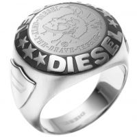Diesel Jewellery Ring Size V JEWEL DX0182040514