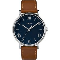 Timex Classic Fashion Dress-Strap Herenhorloge TW2R63900