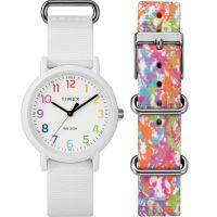 Timex Weekender Slip-thru WATCH