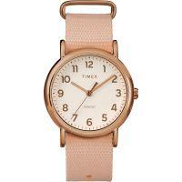 Damen Timex Weekender Straps Watch TW2R59600
