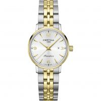 Damen Certina Watch C0352102203702