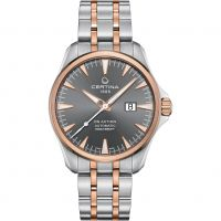 Zegarek męski Certina DS Action Big Date C0324262208100