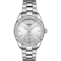 Damen Tissot Watch T1019101103100