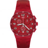 Swatch RED STEP Watch