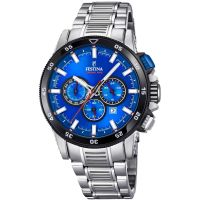 Herren Festina Chrono Bike 2018 Collection Chronograph Watch F20352/2