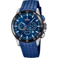 Herren Festina Chrono Bike 2018 Collection Chronograph Watch F20353/3