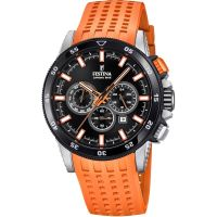 Herren Festina Chrono Bike 2018 Collection Chronograph Watch F20353/6