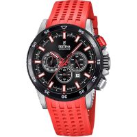 Herren Festina Chrono Bike 2018 Collection Chronograph Watch F20353/8