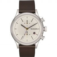 The Station Chrono Leather