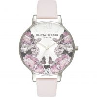 Damen Olivia Burton Signature Florals Watch OB16WG51