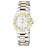 Femmes Citizen Riva Diamant Eco-Drive Montre