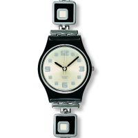 femme Swatch Chessboard Watch LB160G