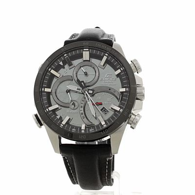homme casio edifice bluetooth alarme chronographe montre eqb 501xbl 1aer. Black Bedroom Furniture Sets. Home Design Ideas