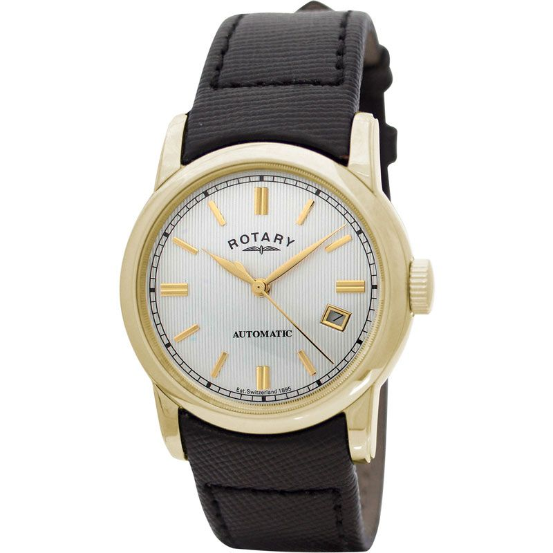 Mens Rotary Vintage Automatic Watch GS02382/02