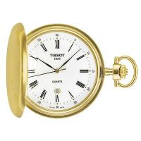 Taschenuhr Tissot Savonette Full Hunter Pocket Watch T83455313