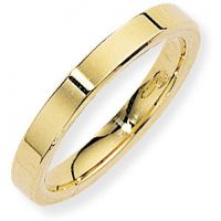 3mm Flat-Court Band Size N