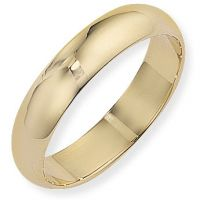 5mm Essential D-Shaped Band Size P