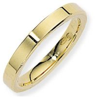 3mm Essential Flat-Court Band Size N