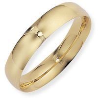 5mm Essential Court-Shaped Band Size L