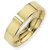 5mm Essential Flat-Court Band Size W
