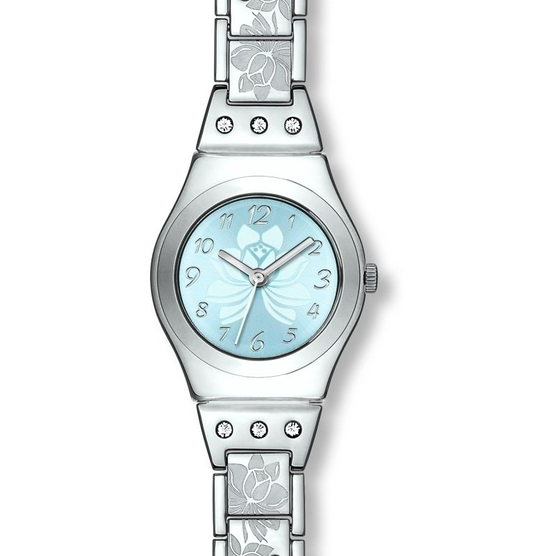 Damen Swatch Flower Box Watch YSS222G