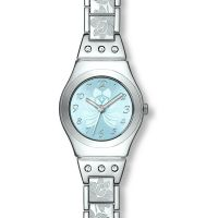 Damen Swatch Flower Box Watch YSS222G