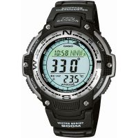 homme Casio Pro Trek Alarm Chronograph Watch SGW-100-1VEF