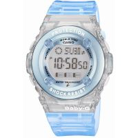 Damen Casio Baby-G Alarm Chronograph Watch BG-1302-2ER