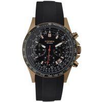 homme Sekonda Chronograph Watch 3101