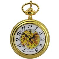 Taschenuhr Sekonda Pocket Skeleton Watch 1110