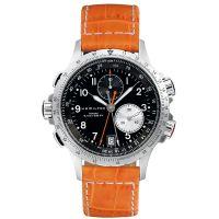 Mens Hamilton Khaki ETO Chronograph Watch
