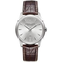 homme Hamilton Jazzmaster Slim Watch H38615555
