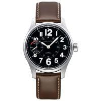Herren Hamilton Khaki Field Polizist mechanisch Uhr