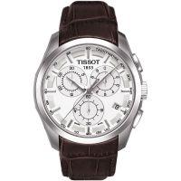 Herren Tissot Couturier Chronograph Watch T0356171603100