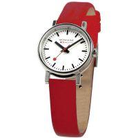 Damen Mondaine Schweizer Railways Evo Uhr